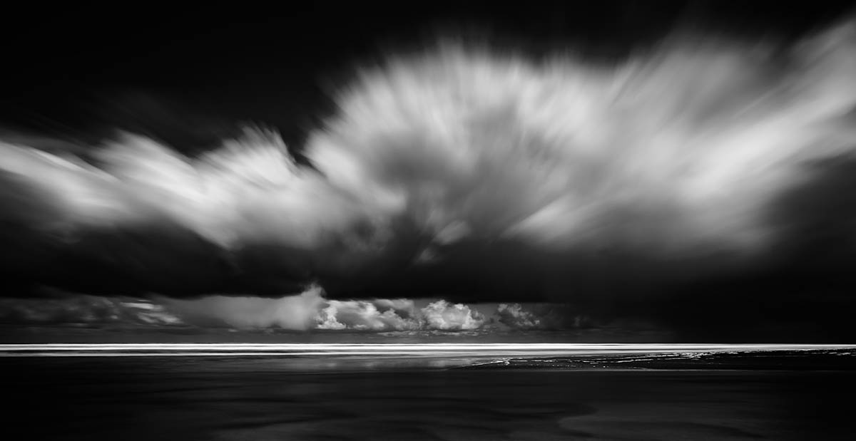 Northsea beach, Slufter, Texel, Netherlands