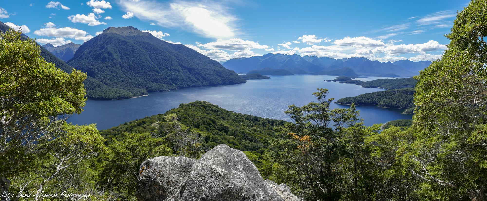 Resultado de imagen de Lake Manapouri
