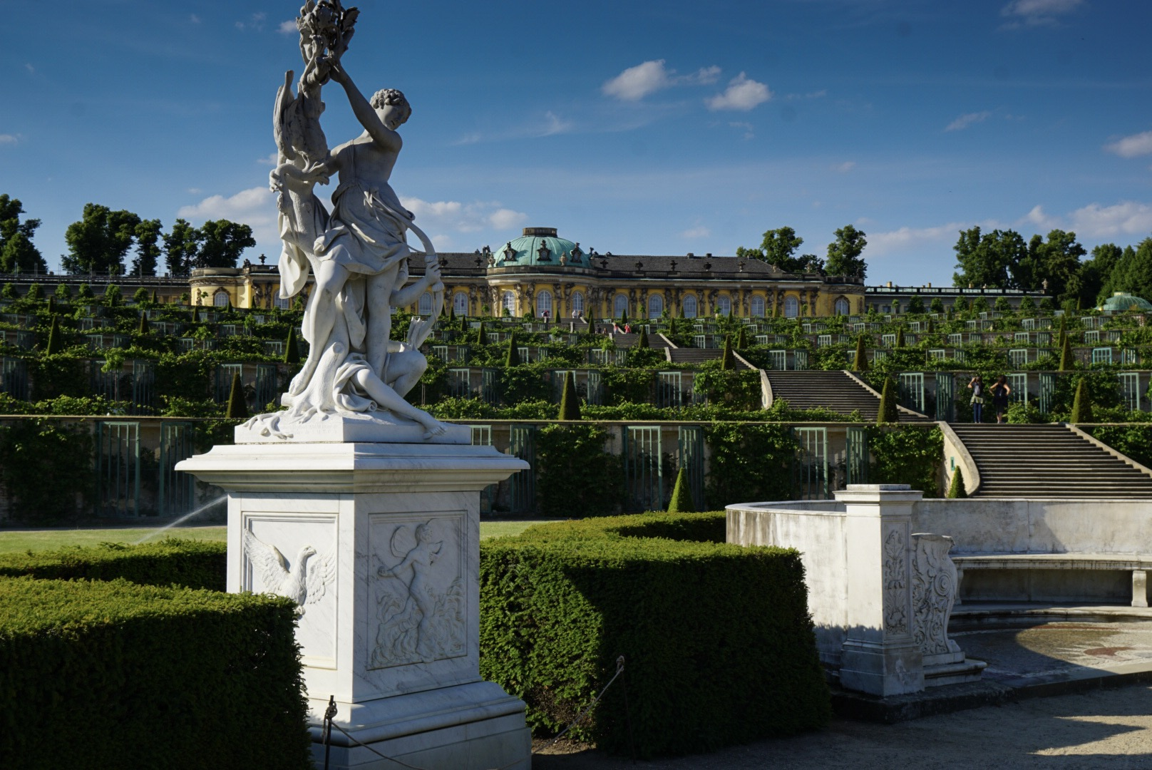 Sanssouci Castle, Germany