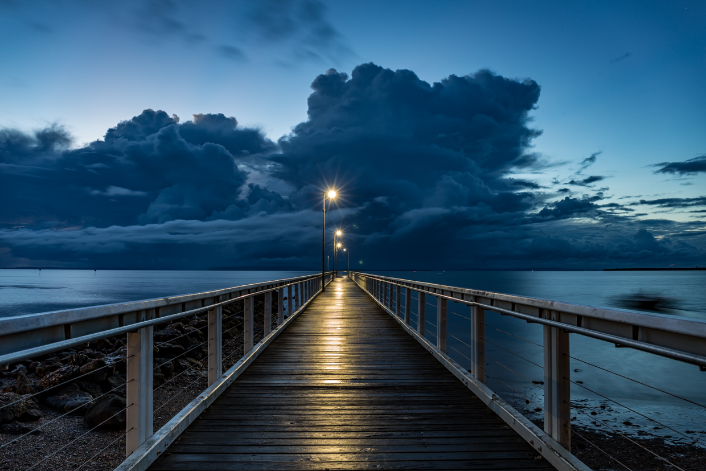 Wellington Point Pier, Australia