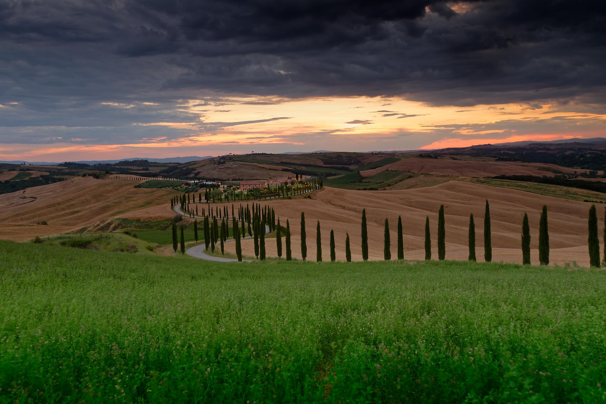 Agriturismo Baccoleno, Asciano, Italy