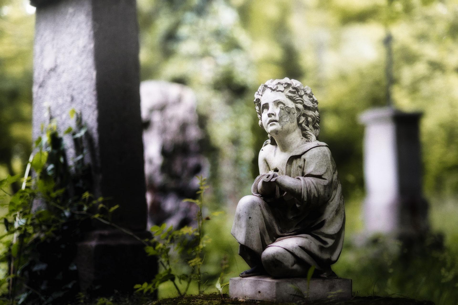 Alter Südfriedhof, München, Germany