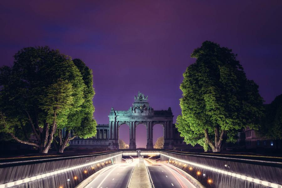 Finding the right Camera Settings for City- and Landscape Photography