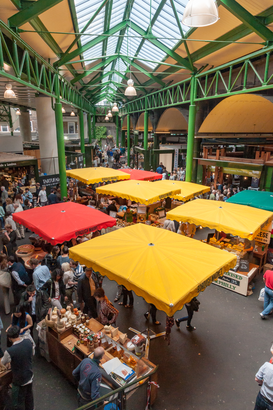 Borough Market, United Kingdom