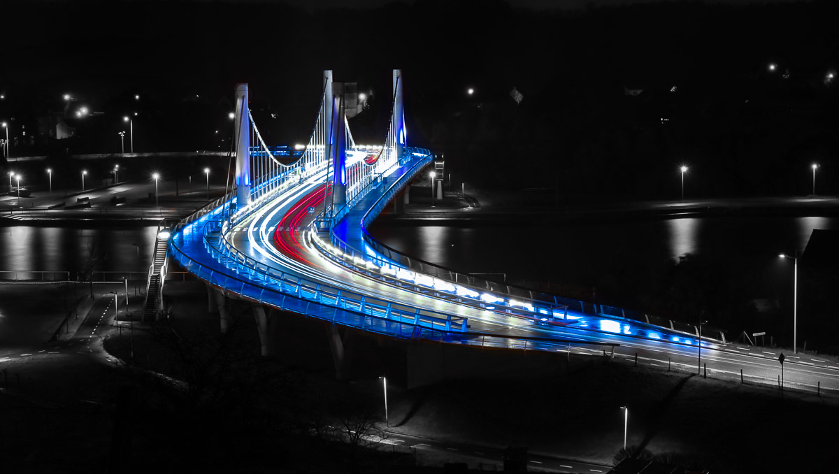 Bridge of Kanne, Belgium