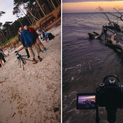 "<b>Behind the Scenes</b> | photo by <a href=""/@kathrinsworld"">kathrinsworld</a>"