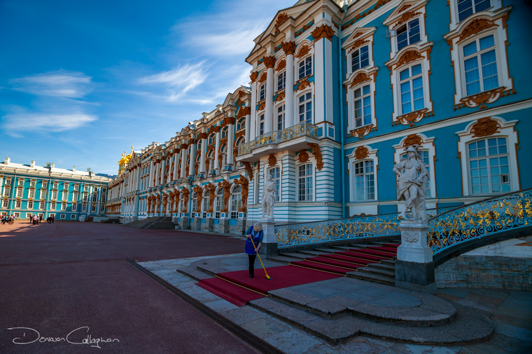 Catherine Palace St Petersburg, Russian Federation