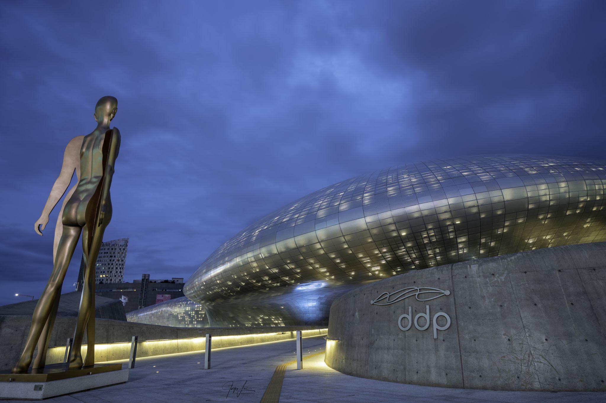 DDP Dongdaemum, Korea