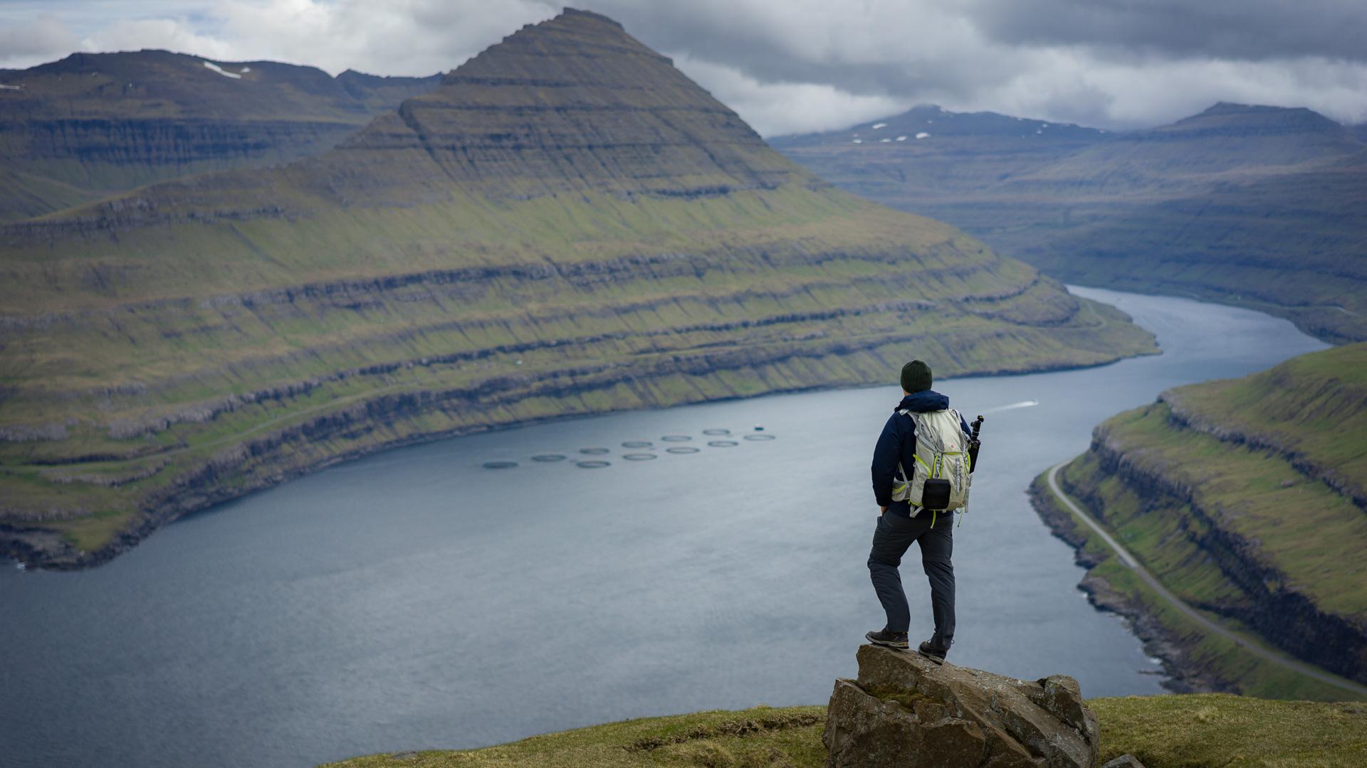 Fjords Eysturoy, Faroe Islands