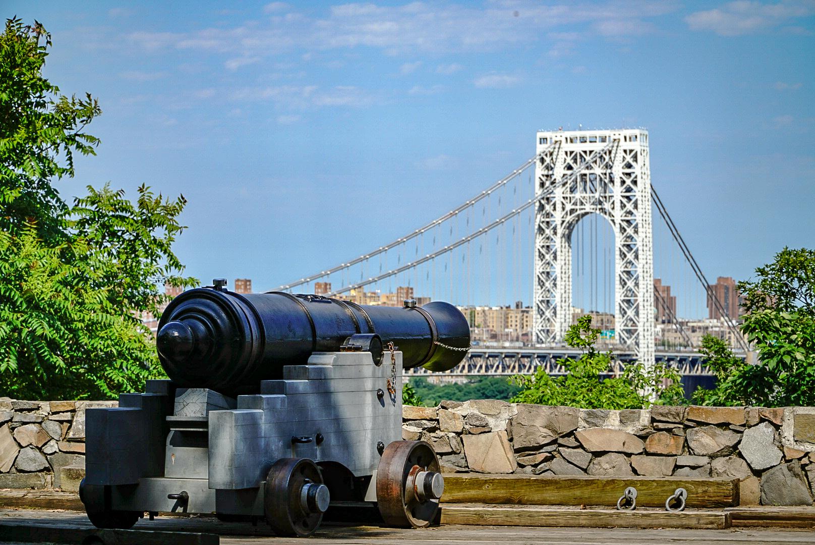 George Washington Bridge, New Jersey, USA