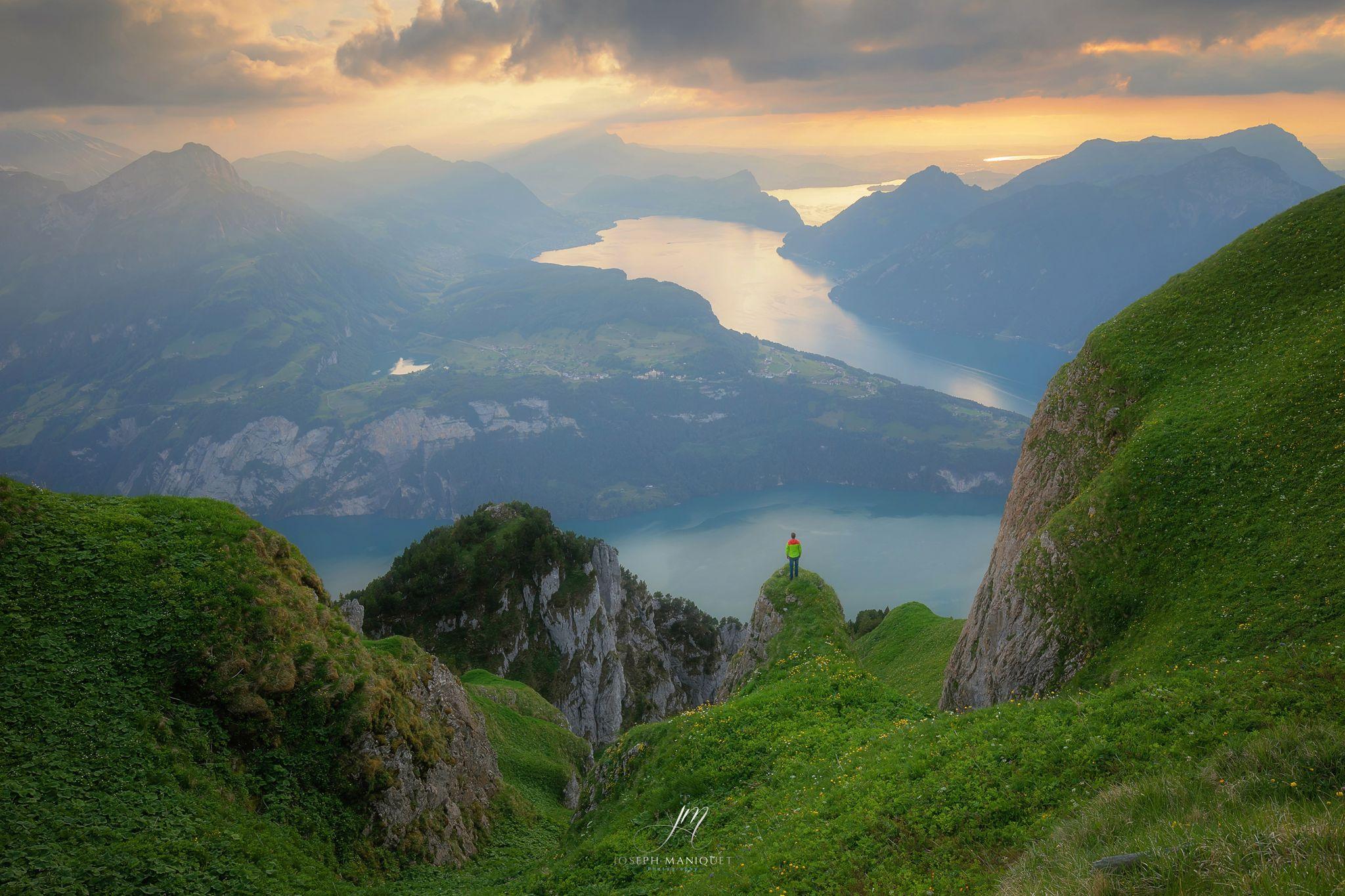 Fronalpstock, Switzerland
