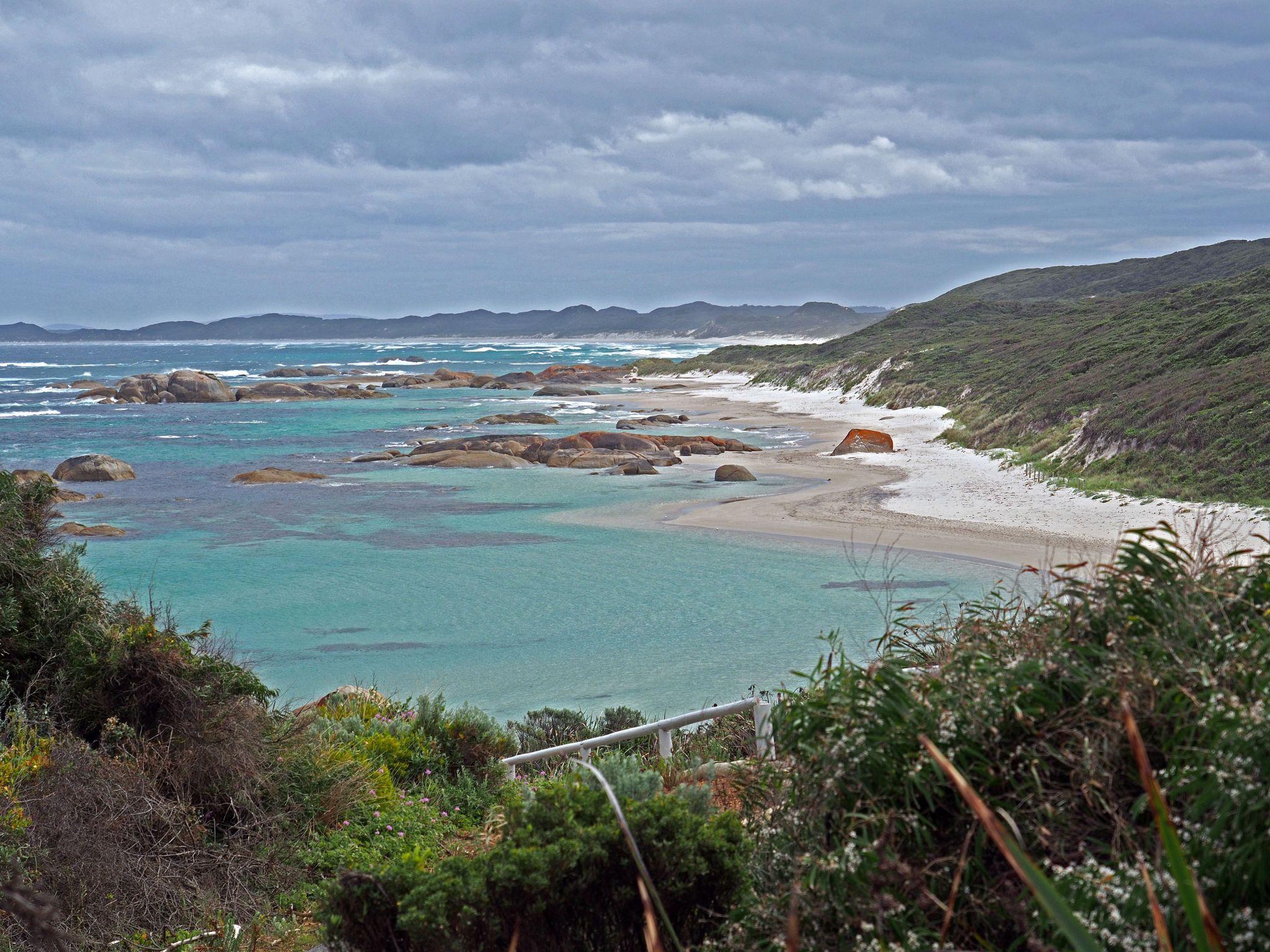 Greens Pool and Elephant rocks, Australia