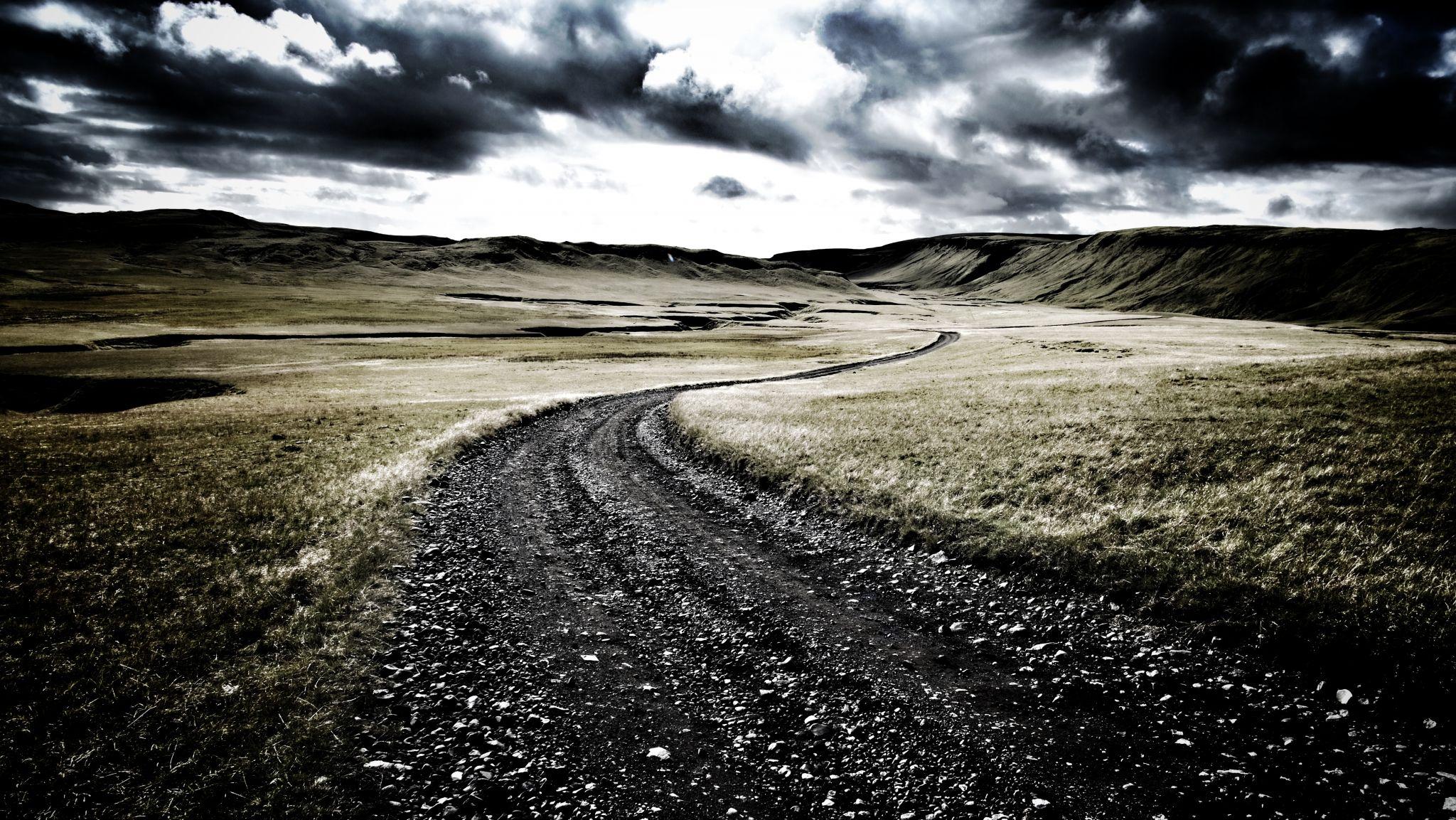 Highlandroute to Laki, Iceland, Iceland