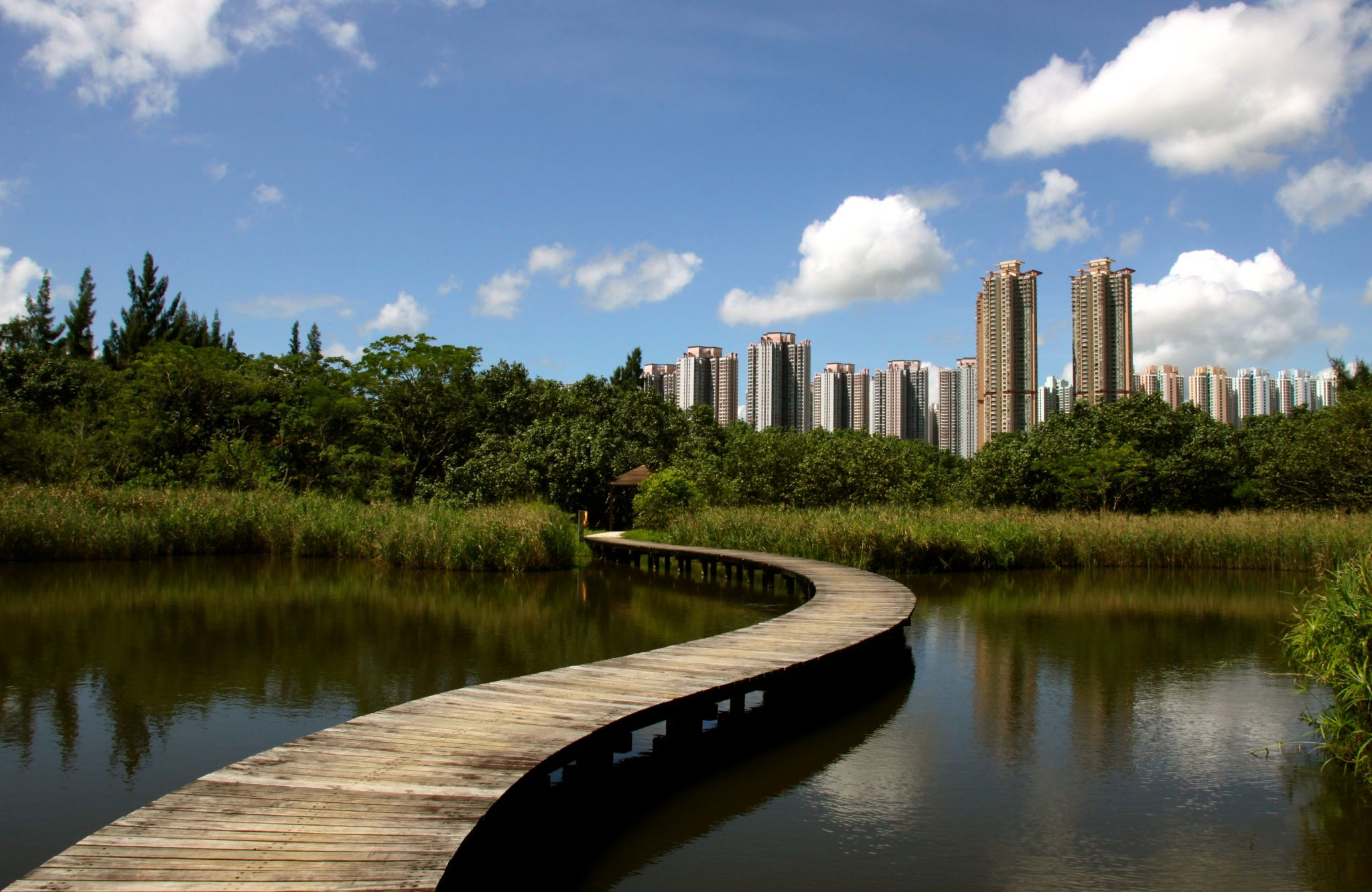 Hong Kong Wetland Park, Hong Kong