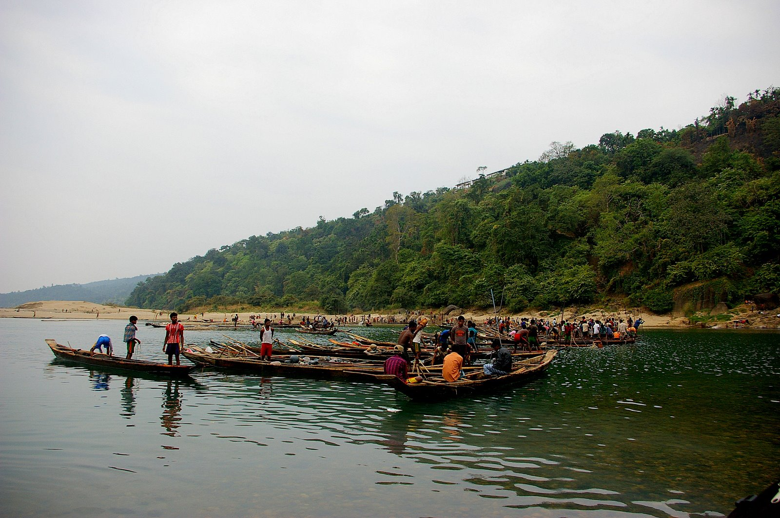 Jaflong, Bangladesh