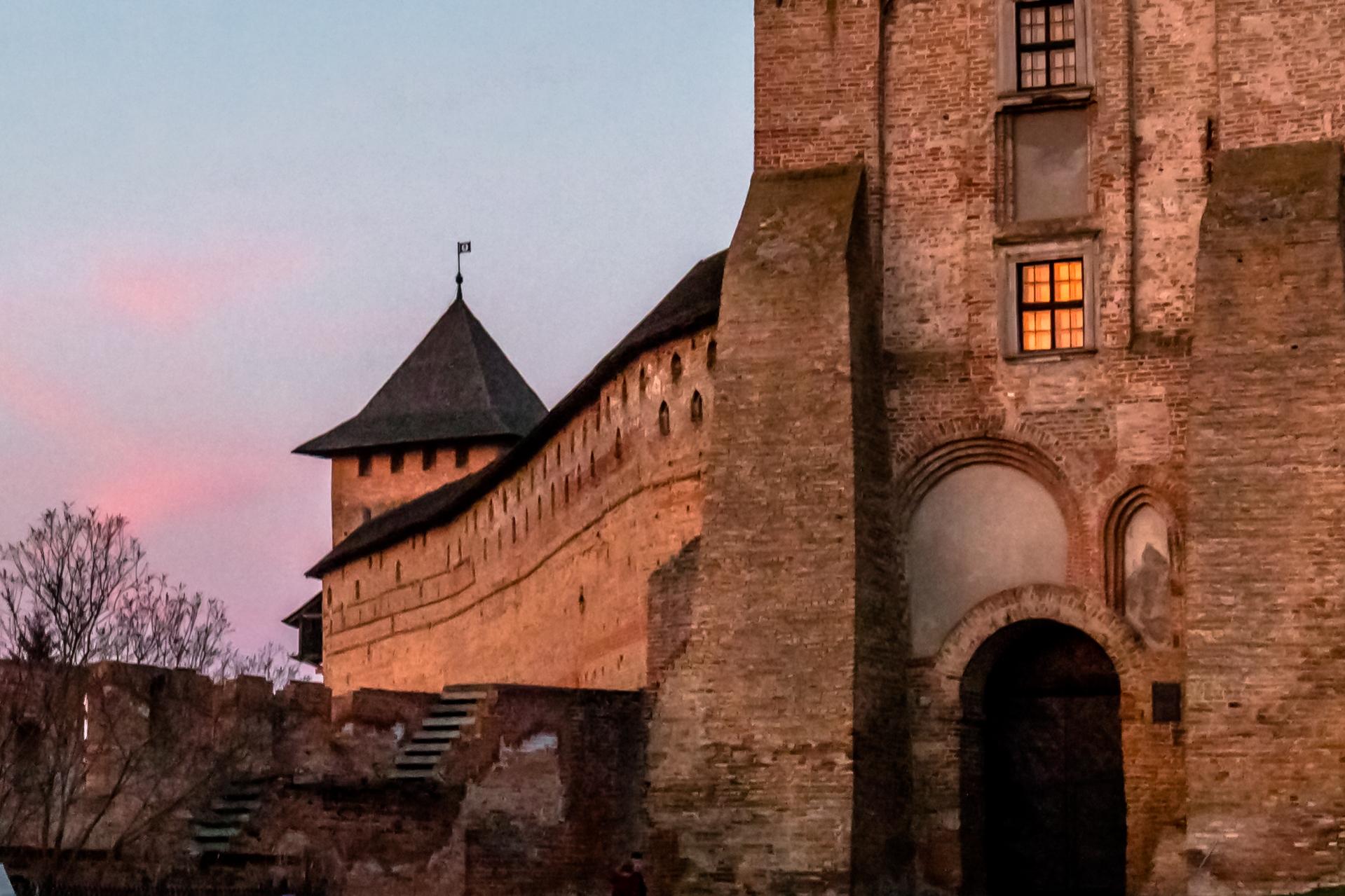 Lutsk Castle, Ukraine