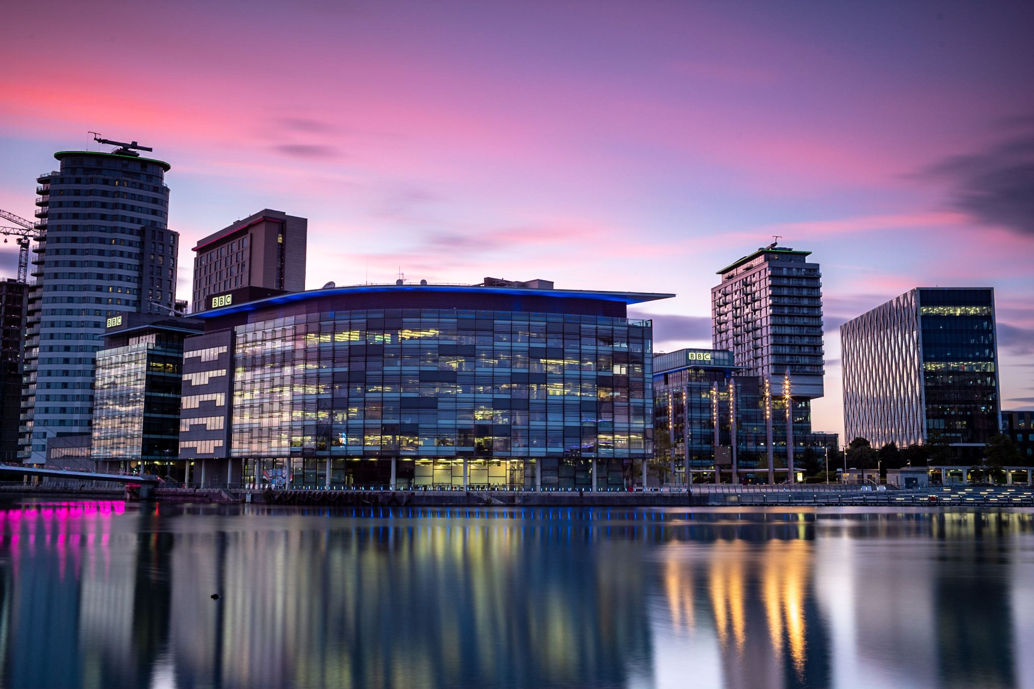 MediaCity UK (IWM View), United Kingdom