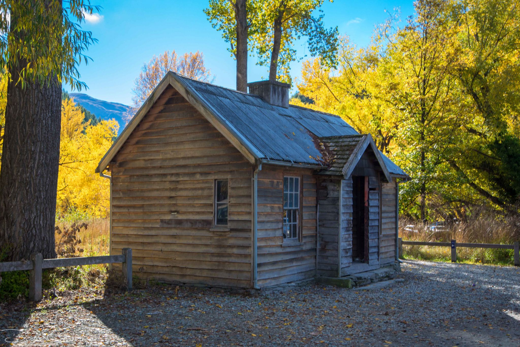 Miners Cottage Arrowtown, New Zealand