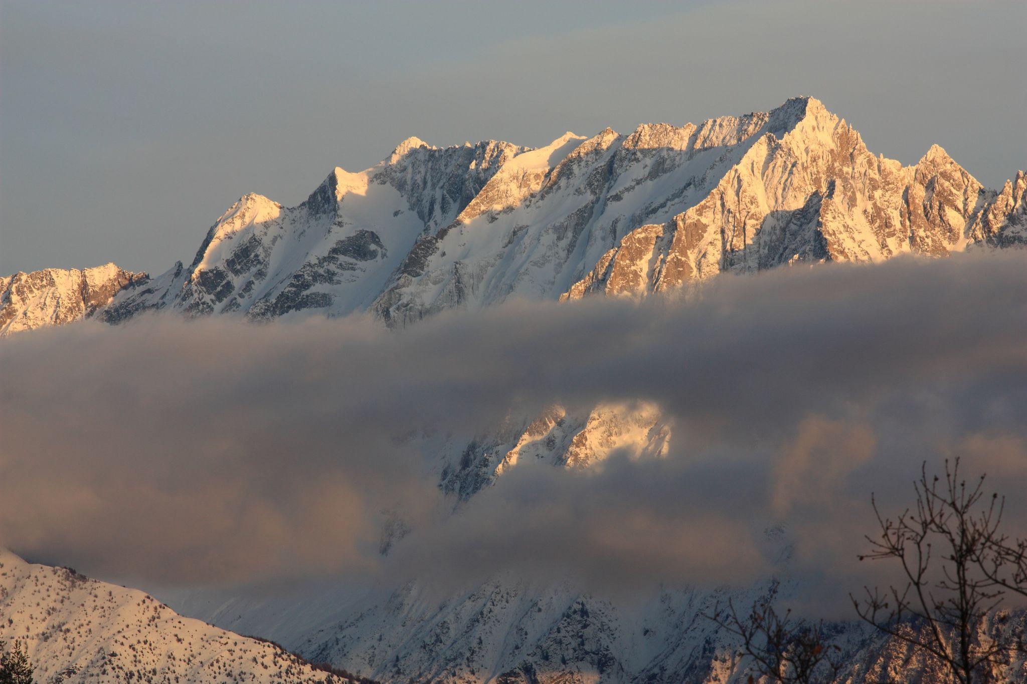 Mount Baitone, Italy