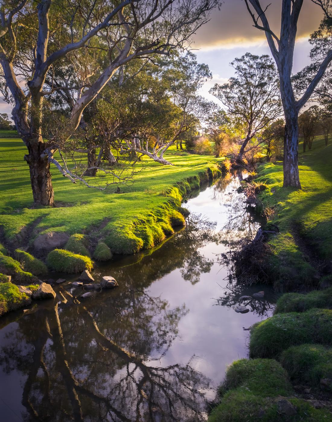 Mount Barker Creek, Australia