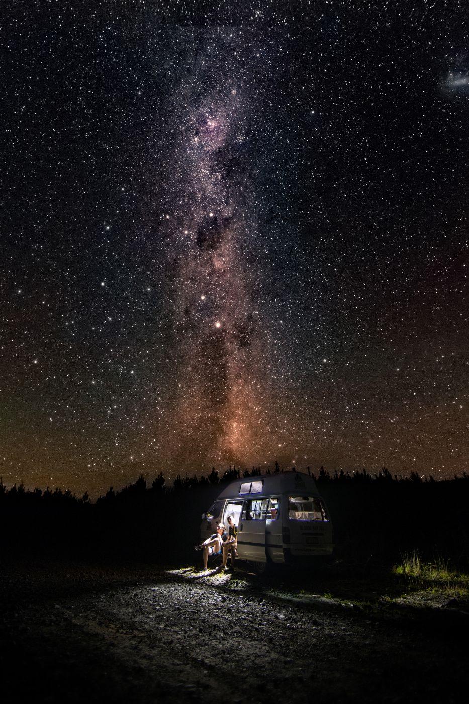 New Zealand Nights, New Zealand