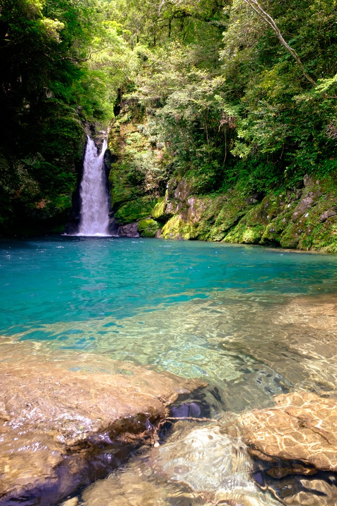 Nikobuchi Waterfall, Japan