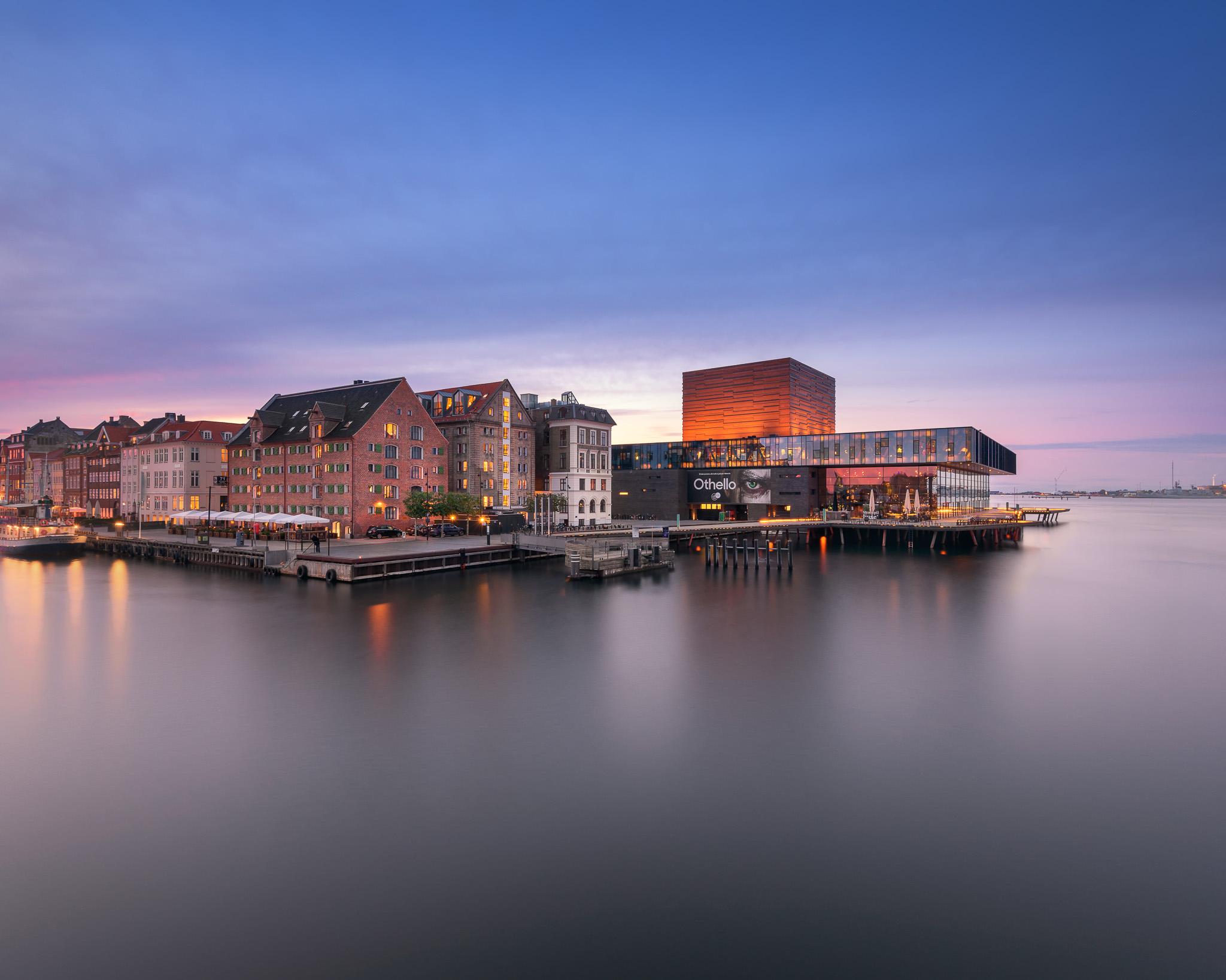 Performing Arts Theater in Copenhagen, Denmark, Denmark