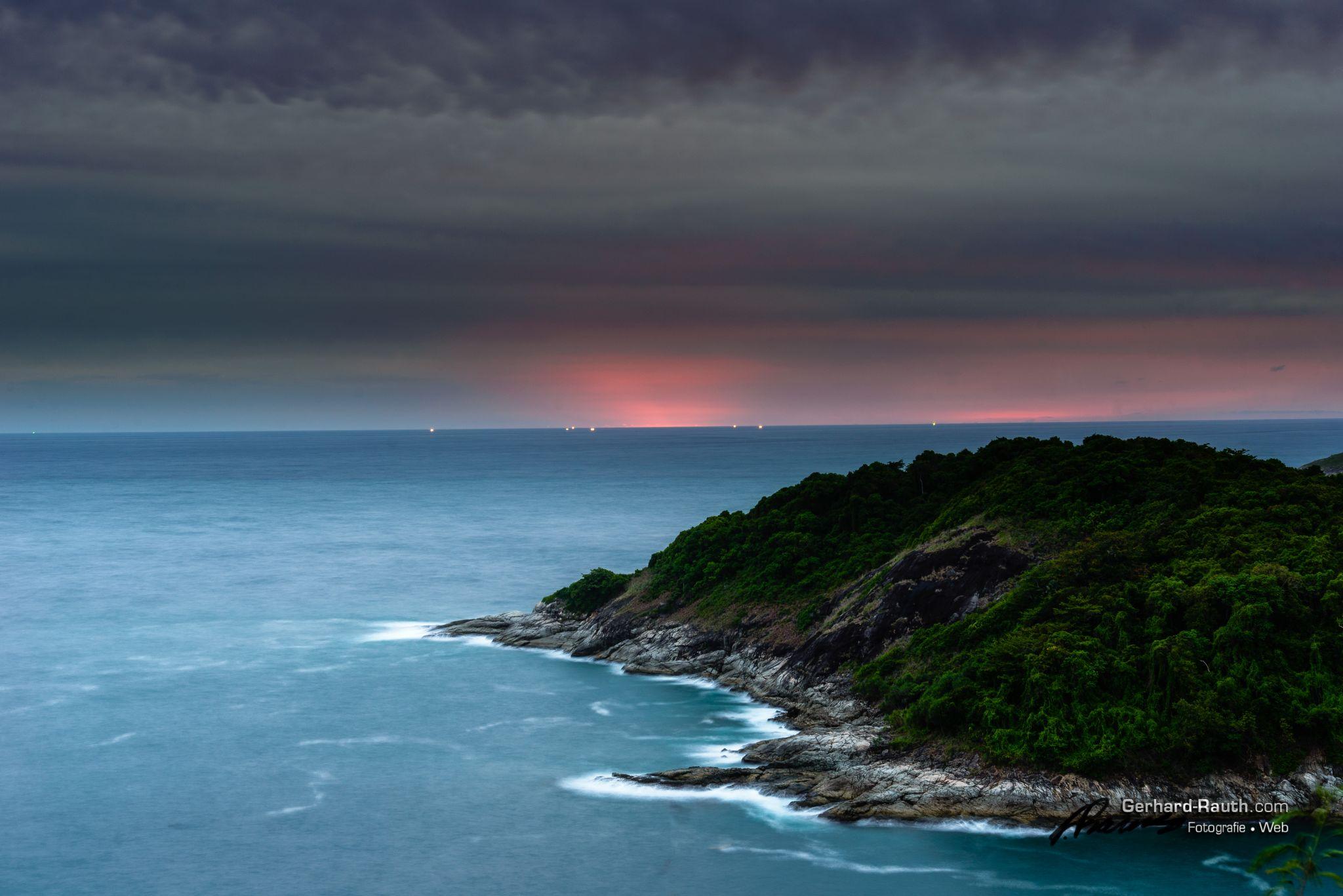 Promthep View Point, Thailand
