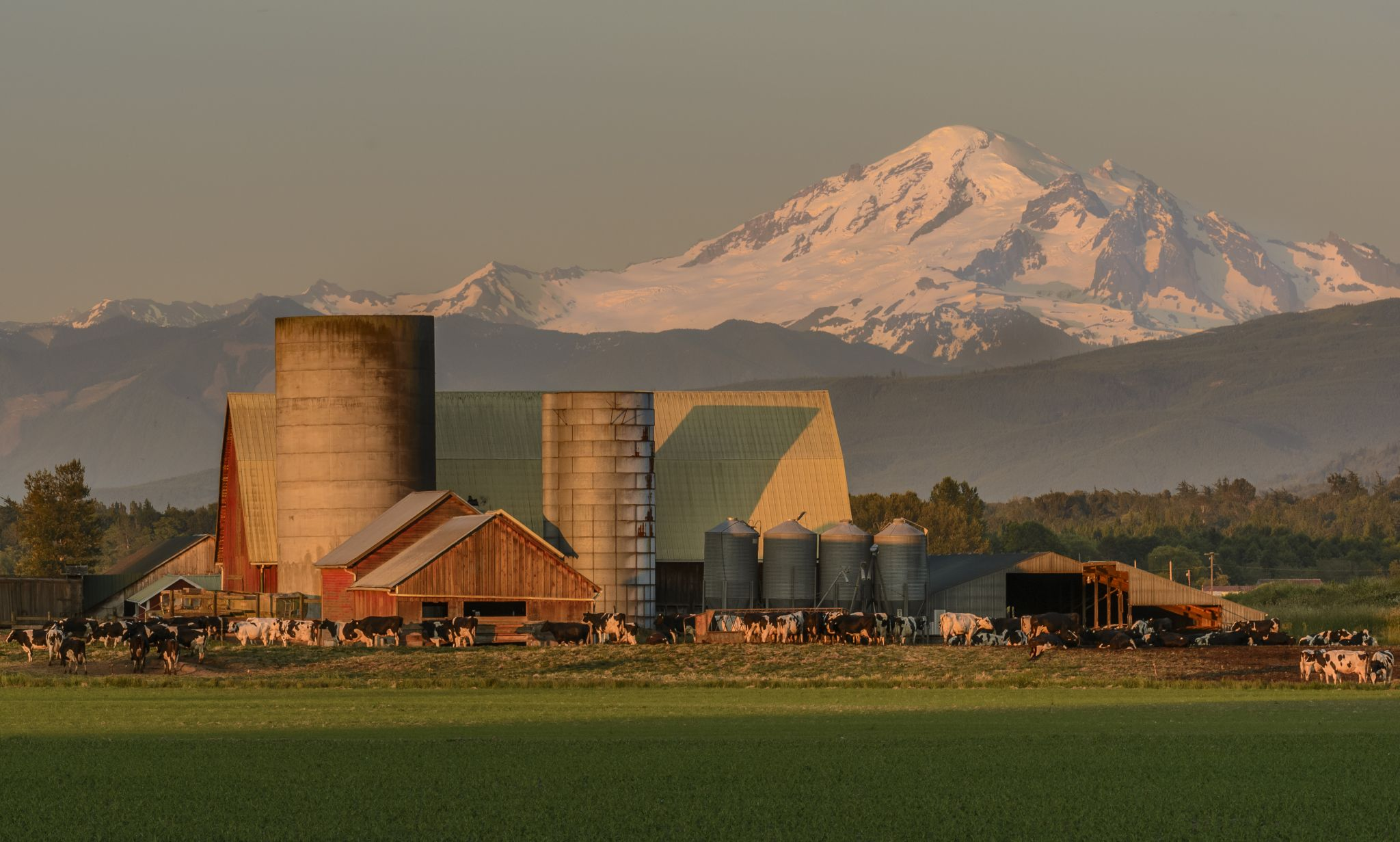 Red River Barn, USA