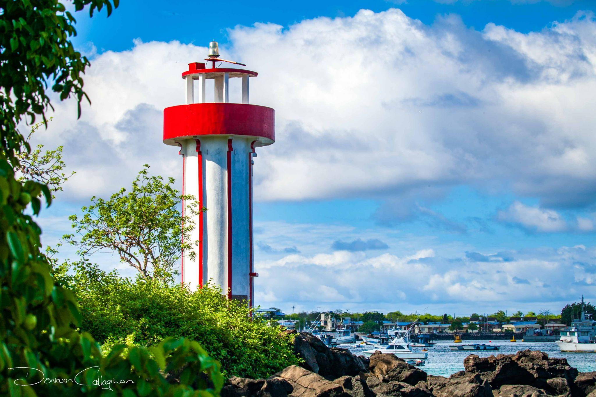 San Cristobal Lighthouse Galapagos Islands, Ecuador