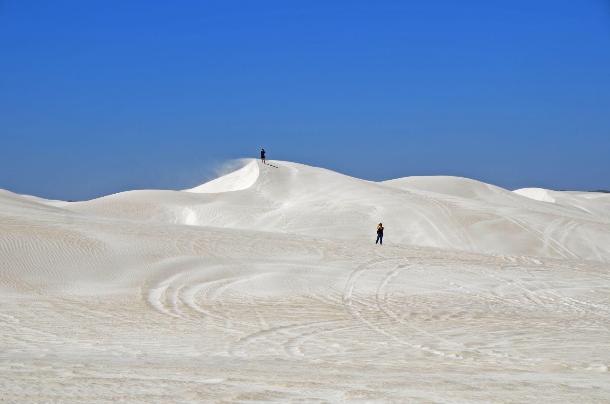 sand dunes, Australia