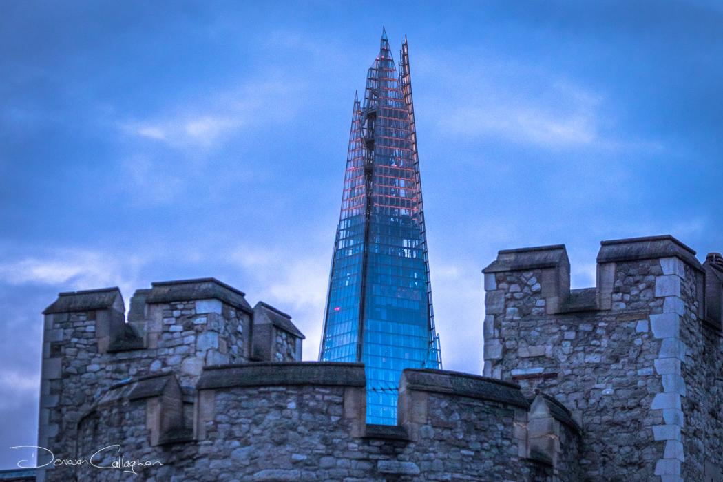 Shard New & Old London, United Kingdom