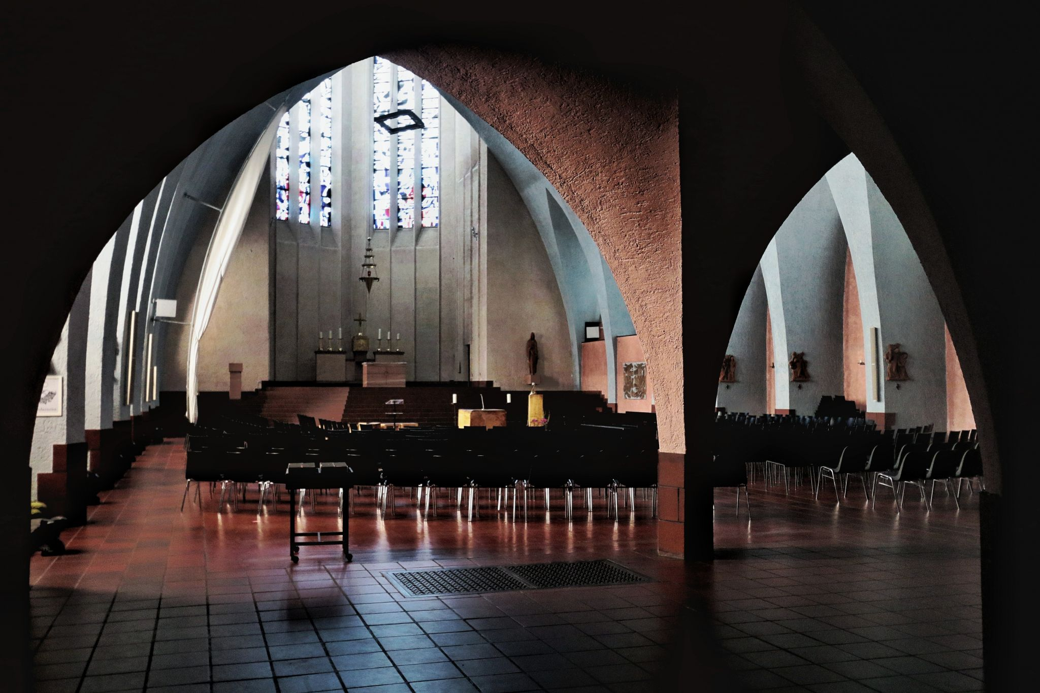 St. Bonifatiuskirche, St. Bonifatius church, Germany