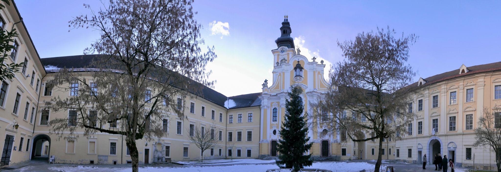 Stift Rein, Austria