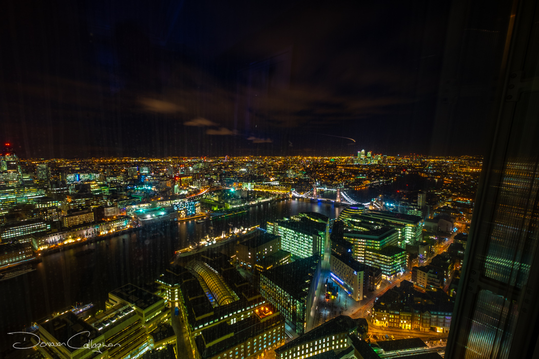 Tower Bridge from the Shard, United Kingdom