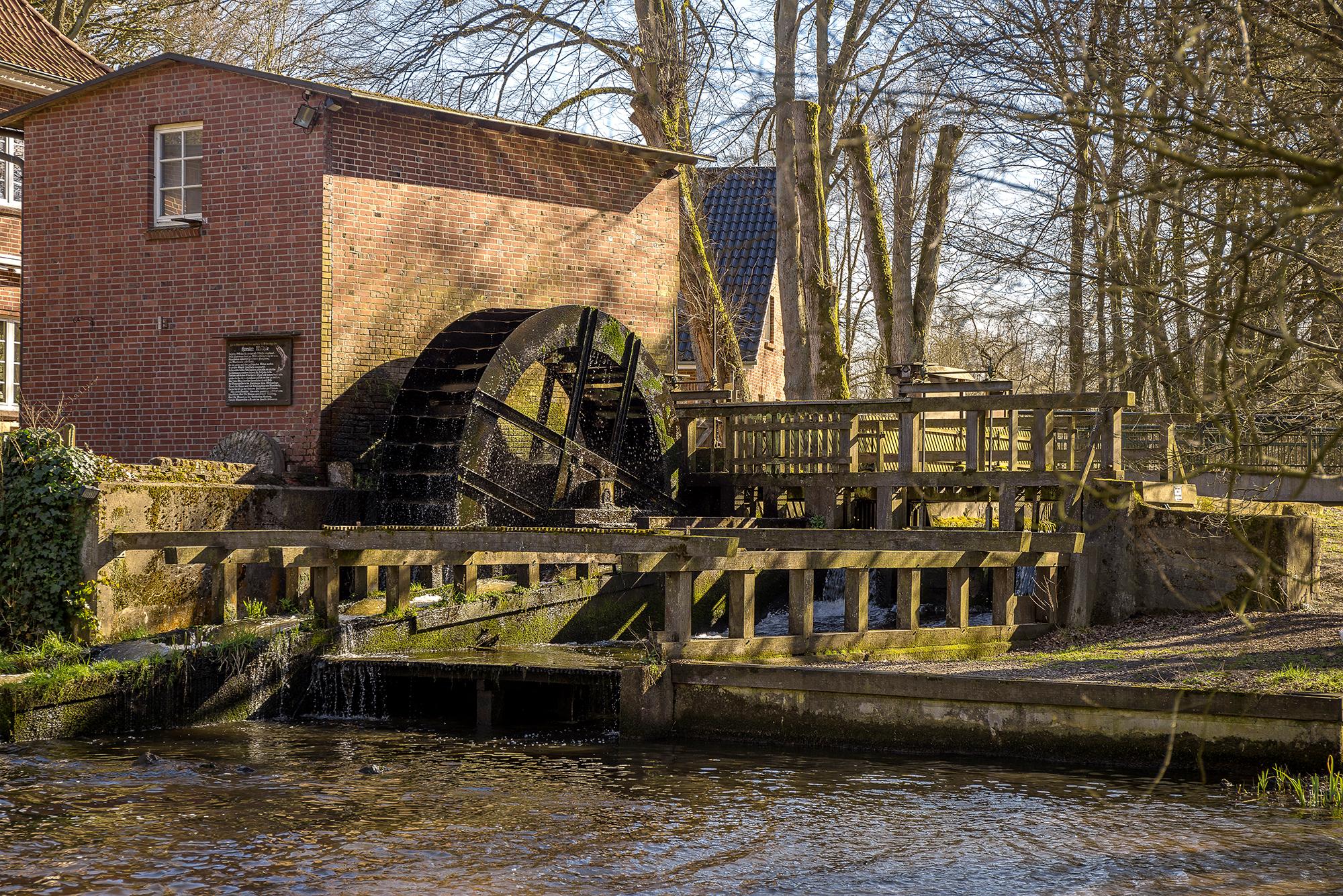 Wassermühle Horst, Germany