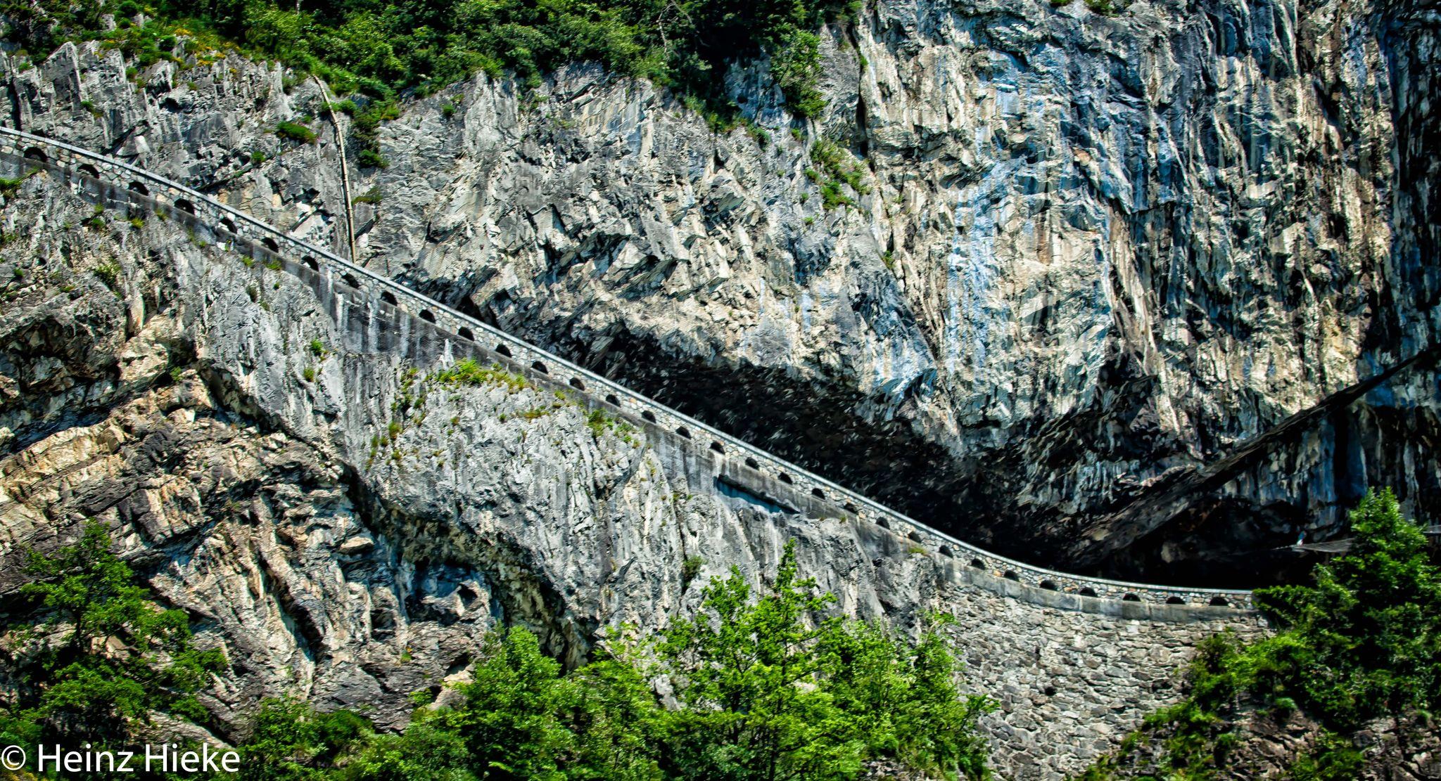 Wolfsprung, Switzerland