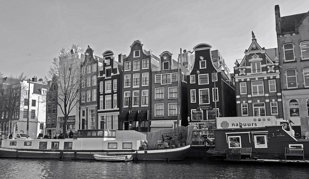 Amsterdam Dancing Houses, Netherlands