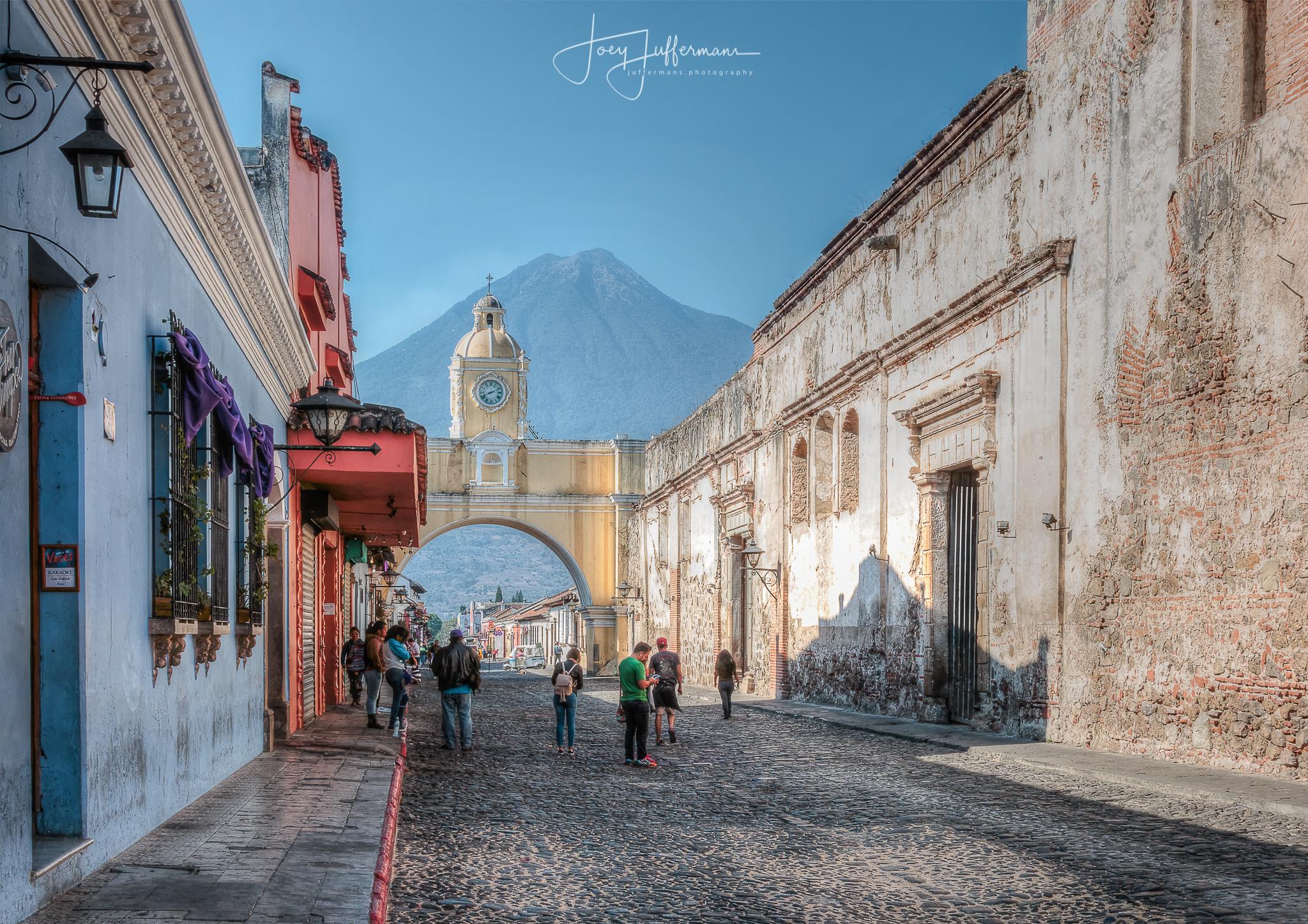 Arco de Santa Catalina, Guatemala