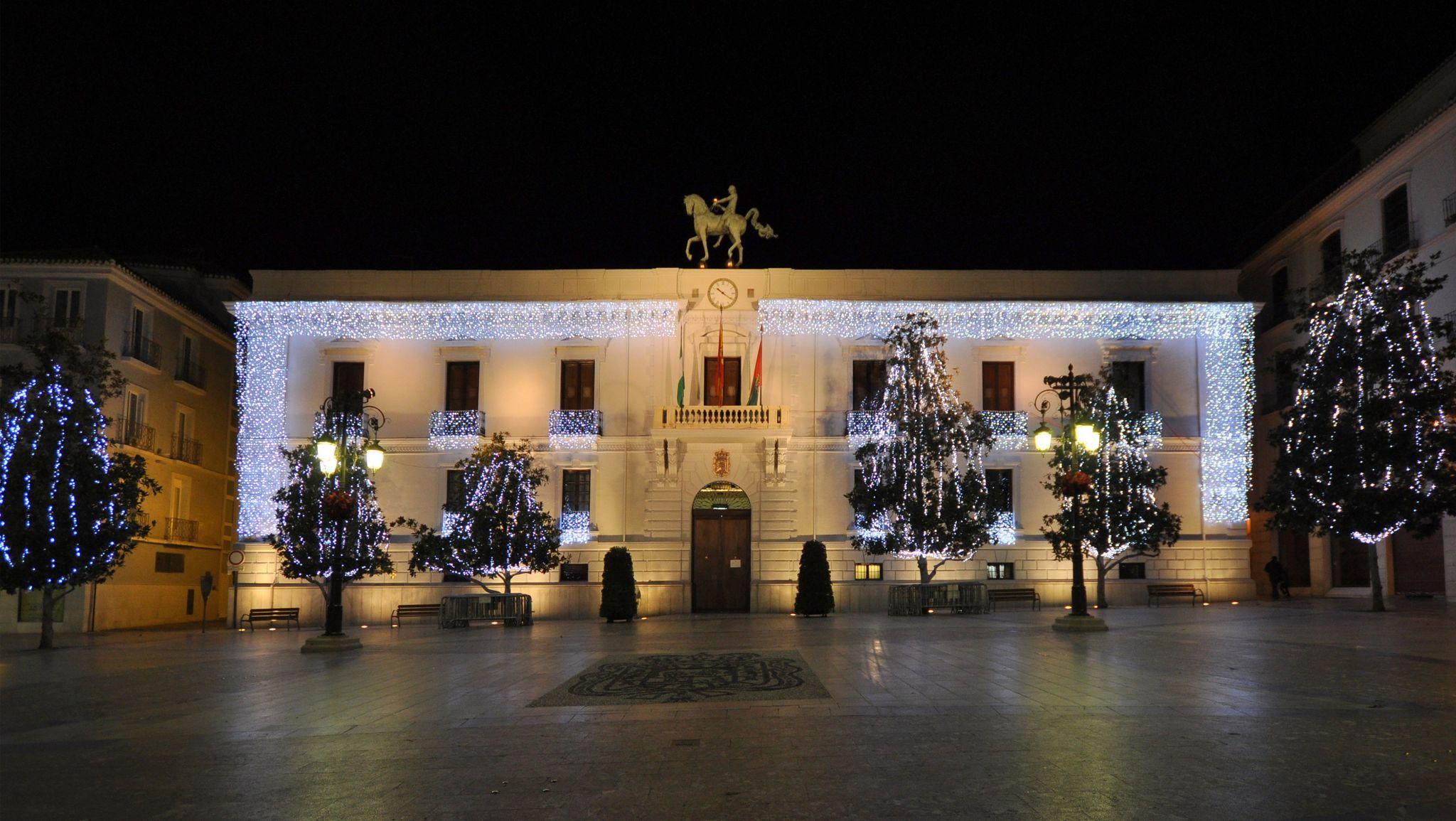 ayuntamiento in Granada, Spain