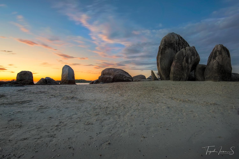 Batu Berlayar, Indonesia