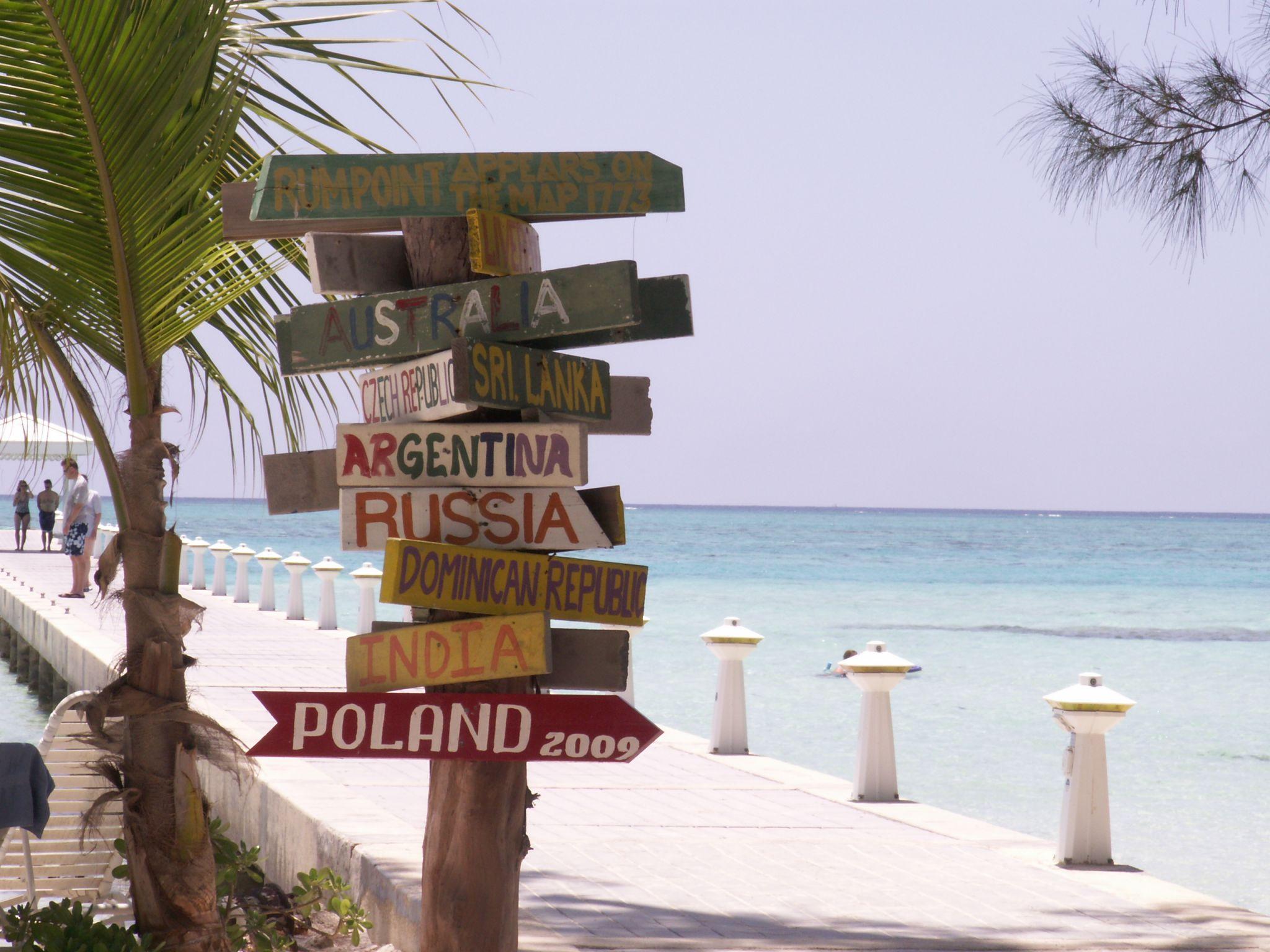 British West Indies, Cayman Islands