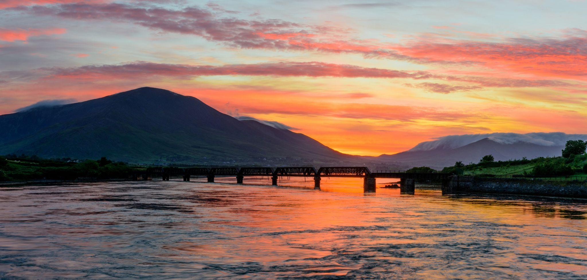 Cahersiveen Railway Bridge, Ireland