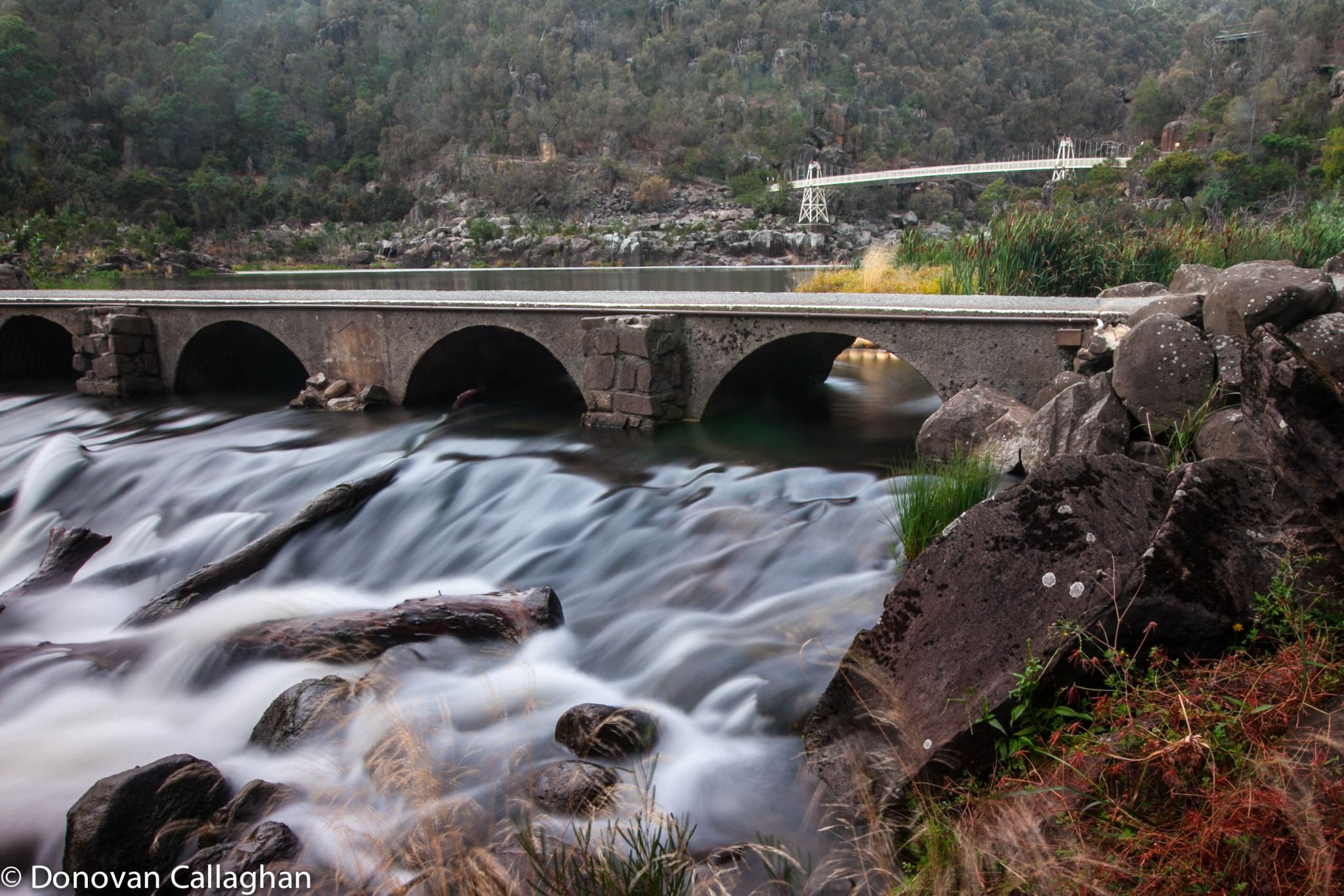 Cataract Gorge Launceston Tasmania, Australia