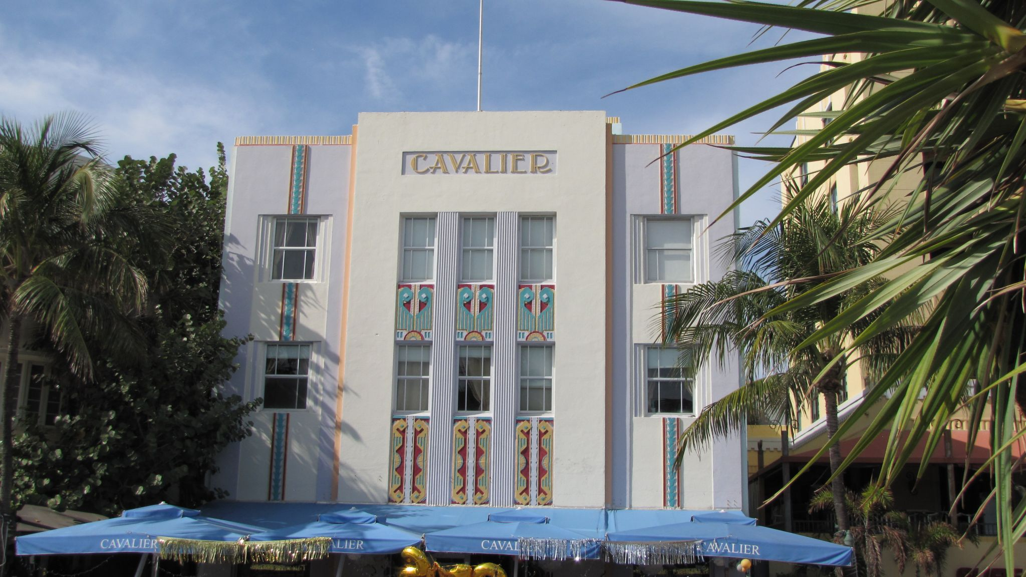 Cavalier Art Deco Hotel Miami, USA
