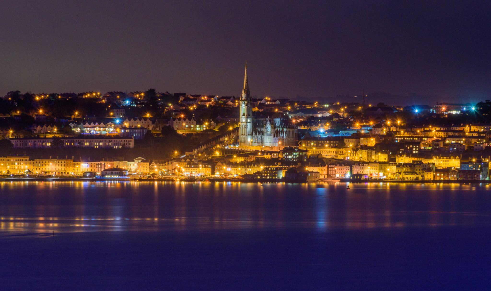 Cobh - Blue Hour, Ireland