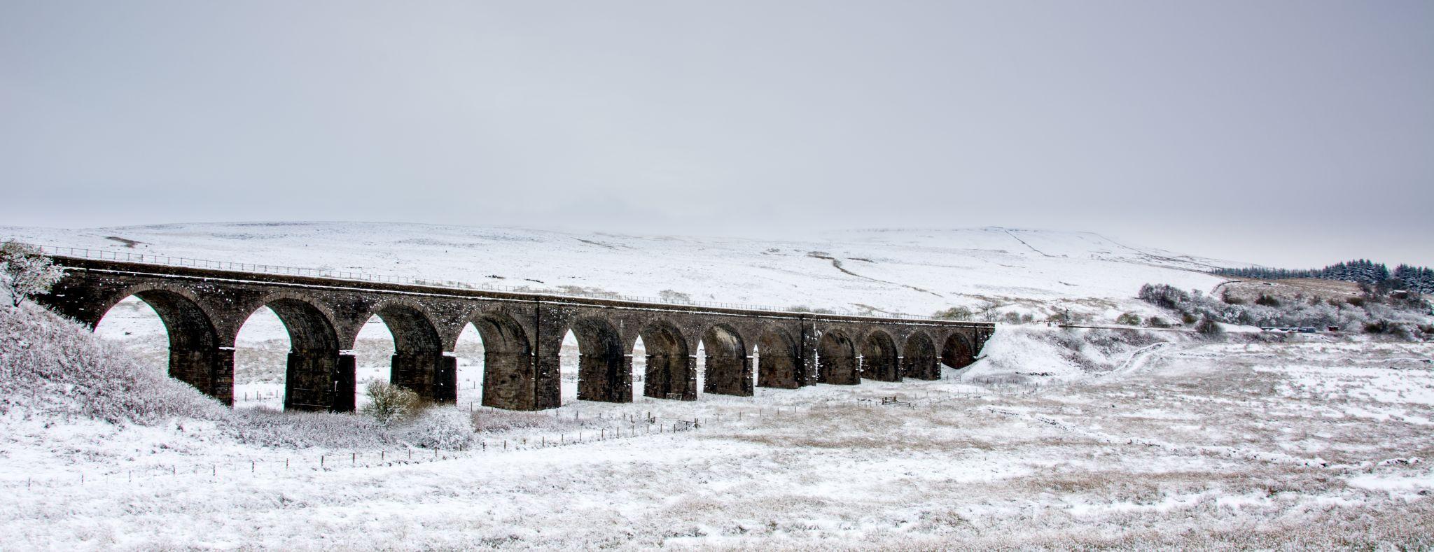 Dandry Mire Viaduct, United Kingdom