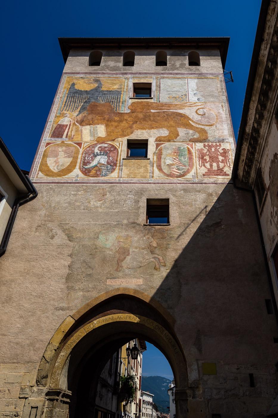 Dieda Gate, Bassano del Grappa, Italy