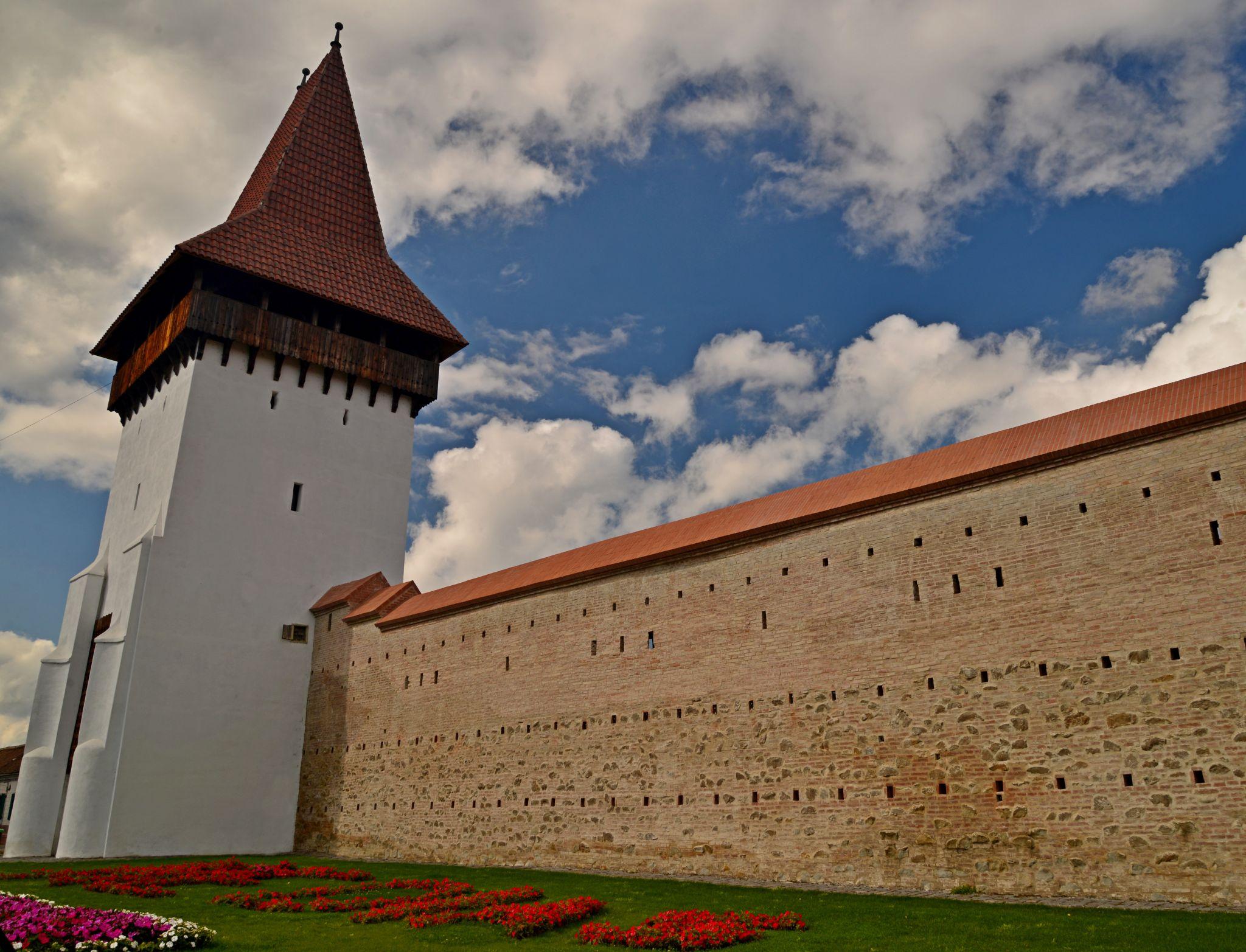 Forkesch Tower, Romania