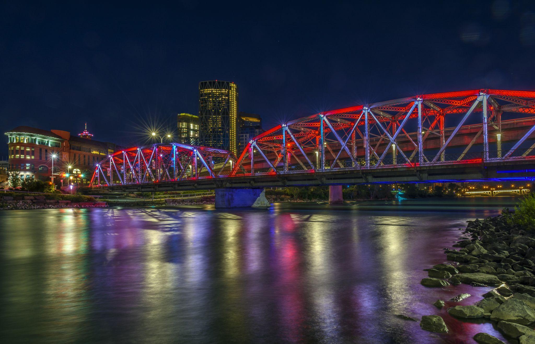 George C. King Bridge, Canada